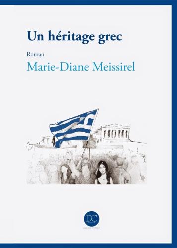 un héritage grec couverture